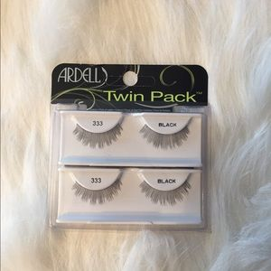 6ba1d0049fa Ardell Makeup | Professional Twin Pack Lashes 2 Pair Black | Poshmark